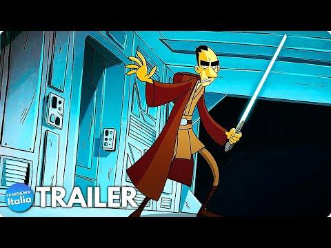 STRAPPARE LUNGO I BORDI (2021) Trailer della Serie Animata di Zerocalcare