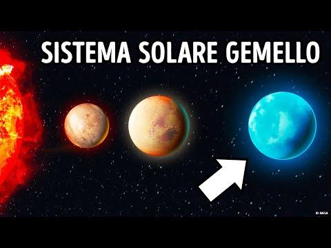 Il Nostro Sistema Solare Ha Un Gemello, I Suoi Pianeti Potrebbero Essere Adatti Alla Vita!
