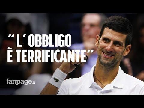 """Australian Open solo per vaccinati, Djokovic: """"Non so se ci sarò, l'obbligo è terrificante"""""""