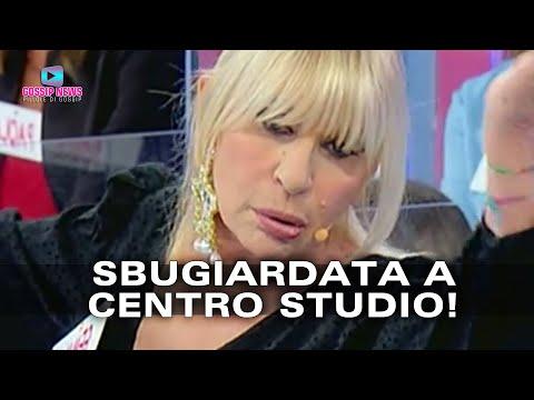 Uomini e Donne: Gemma Galgani Sbugiardata a Centro Studio!