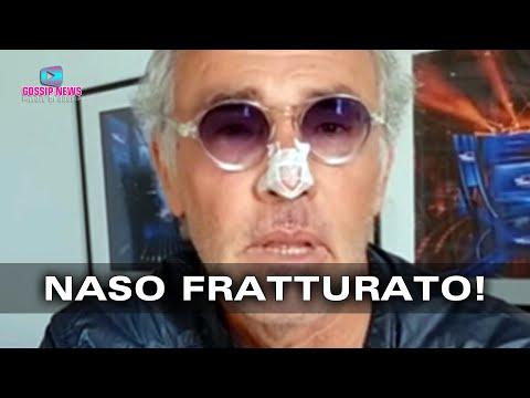 Brutto Incidente per Massimo Giletti!